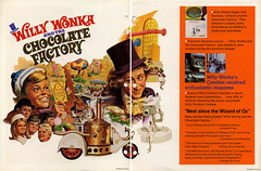 Willy Wonka Candy Salesmans Book