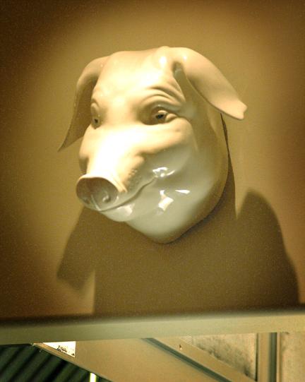 Incanto Pig Head