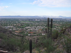 Valley of the Sun - Phoenix Arizona (Al_HikesAZ) Tags: alhikesaz azhike arizona phoenix phoenixmountainpreserve trail 200a valley 24th camelback biltmore southmountain landscape skyline architecture mountain preserve mountains phoenixmountainspreserve hike hiking intphoenix