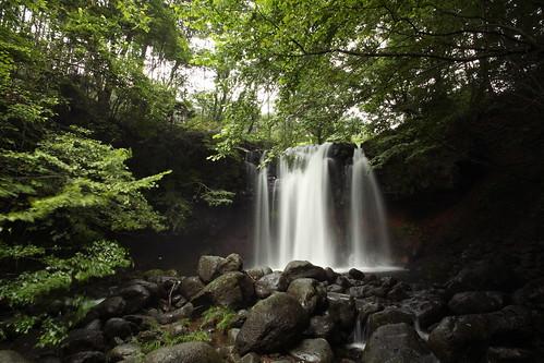 那須の乙女の滝