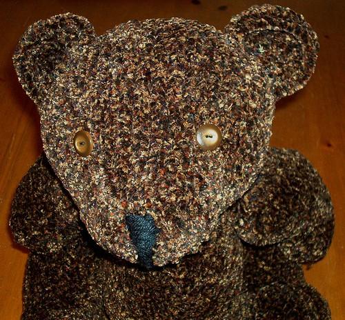 Teddy Bear Close Up