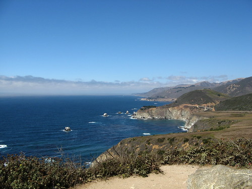 Coastline near Big Sur