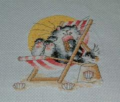 Calendar Cats Margareth sherry - August