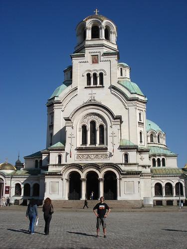 Alexander Nevsky Kathedrale und icke