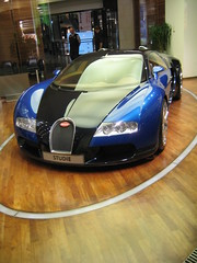 Bugatti Veyron 16.4 front right (thomas pix) Tags: berlin germany bugatti veyron