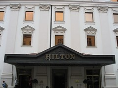 Hilton Hotel in Budapest