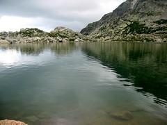 Arrivée au lac de Bastani