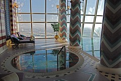 The Spa (Sarah_Ackerman) Tags: travel hotel dubai uae middleeast spa luxury unitedarabemirates burj 7stars burlalarab