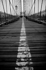 (andrew.chung) Tags: nyc newyorkcity bridge newyork lines brooklyn manhattan cobblestone brooklynbridge span