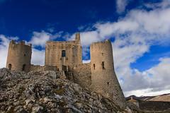 Rocca Calascio (gab 79) Tags: italy castle landscape italia castello canonef1740mmf4lusm rocca cpl italians abruzzo gransasso roccacalascio sensationalphoto