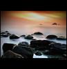 .. Just us .... (amlbuton) Tags: sea cloud seascape beach clouds landscape landscapes nikon rocks tokina malaysia d300s yourwonderland nikond300s