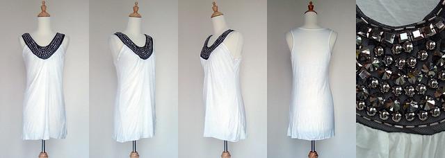 Glittery Beads Dress
