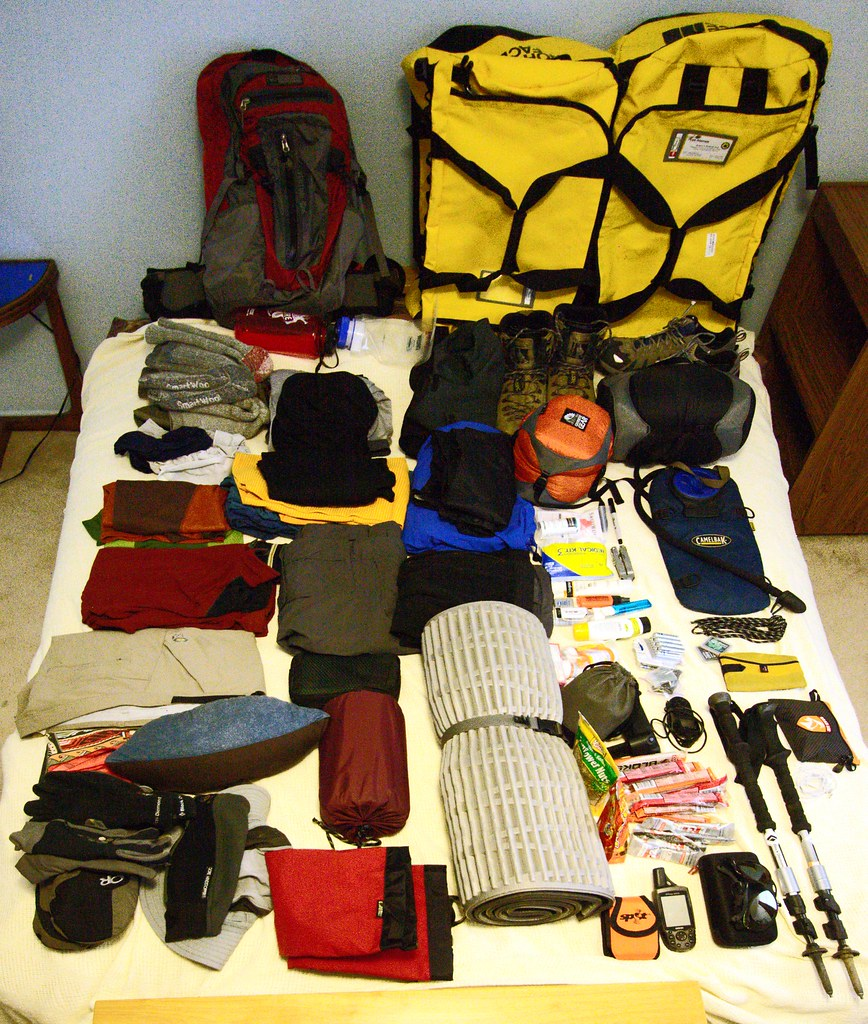 My Gear for Climbing Kilimanjaro