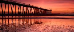 Hermosa Pier Pano