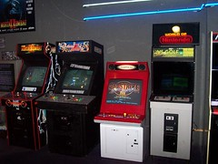 Game Galaxy Arcade Fighting Game Cabinets