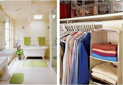 Homebody Queries: Big Bath or Closet Space?