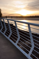 England - Cheshire - Widnes - Silver Jubilee Bridge - 28th October 2010 -39.jpg (Redstone Hill) Tags: england mersey widnes halton rivermersey silverjubileebridge runcornwidnesbridge