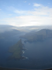 Descent to the Faroes