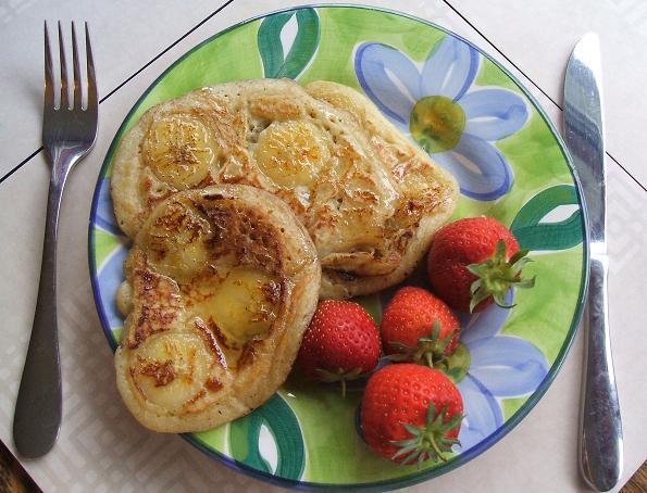 Mmmm...pancakes