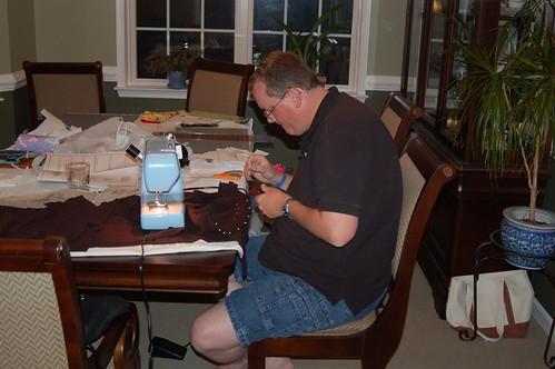 John Sewing