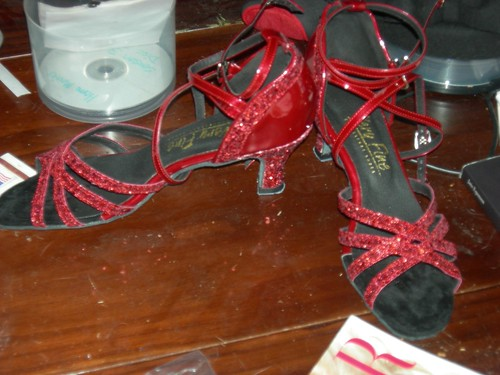 Advenced Dance Shoes