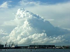 wolken (wojofoto) Tags: amsterdam top20blue wolken clouds wojofoto ij noord wolfgangjosten hetij stadsarchief nederland netherland water