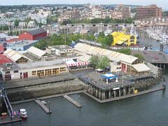 Granville Island Public Market by BuckyHermit
