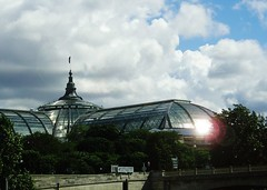 Le Grand Palais (oxpride85) Tags: paris monuments bateauxmouches laseine