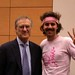 Make Goals Not War - Maty Campeonsimo and UN Special Envoy Stephen Lewis