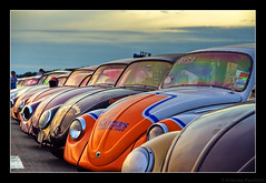 (Andreas Reinhold) Tags: race bug volkswagen drag beetle row racing callook hdr dragracing kfer lineup ebi fusca tthdr europeanbugin