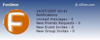 Fosimo Alert - Notifications