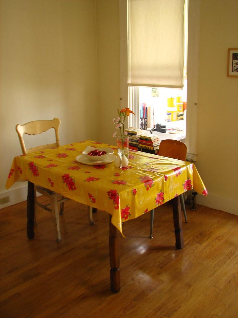 dining room sneak peek