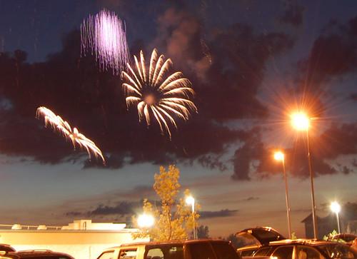 Firework July 4, 2007