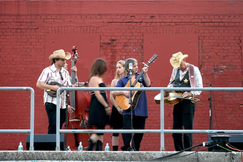 Live music @ McCarren Pool