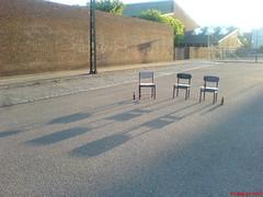 DSR renovering (dag 2) (pederoneisland) Tags: shadows db renovering dsr skygger biblioteksskole