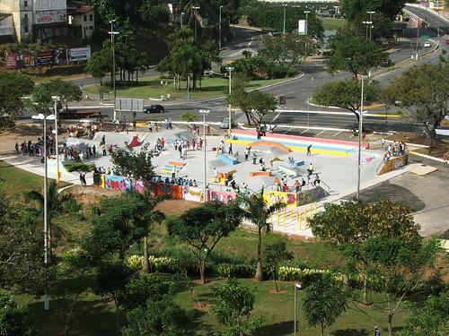 Skatepark Salvador - Inauguração 12/08/20074