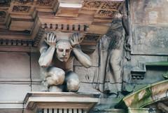 Glasgow (twm1340) Tags: sculpture stone downtown glasgow