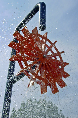 splash pad - wheel