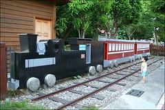 阿里山森林鐵路117