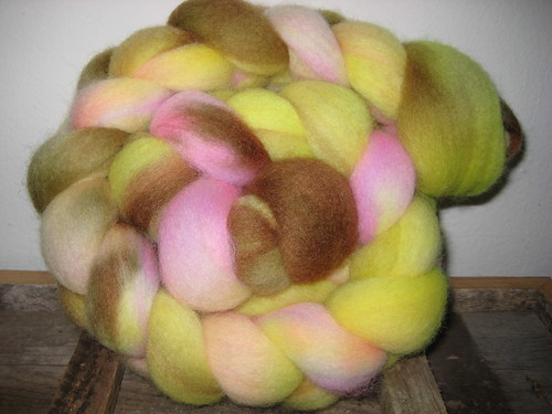 My first roving