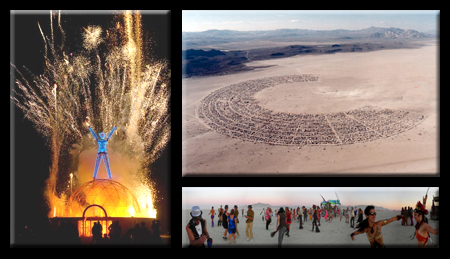 Burning Man Images