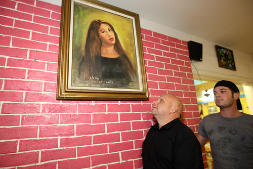 Taqueria Guadalajara on Roosevelt in San Antonio TX with Matt Pinfield