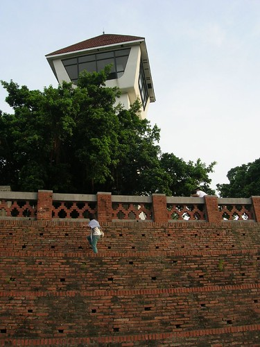 台南遊-安平古堡