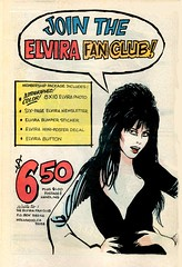 Elvira's House of Mystery Special 65