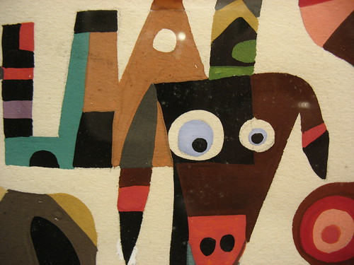 "Close up of ""Chance Encounter"" 1"