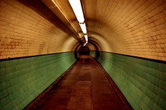 pedestrain tyne tunnel (Rachael Todd) Tags: tunnel tyne jarrow pedestrain supershot 5for2 platinumphoto therachey