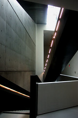 CAC (fusion-of-horizons) Tags: 2003 ohio art museum architecture de photography photo fotografie photos interior cincinnati architect cac zaha hadid arhitectura arhitect noncoloursincolour loisrichardrosenthalcenterforcontemporaryart arhitectur pritzker2004