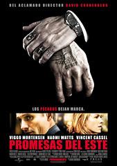Póster y trailer de 'Promesas del Este' de David Cronenberg
