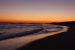 Sunset in East Hampton (taberandrew) Tags: sunset ny newyork beach dusk easthampton suffolkcountyny