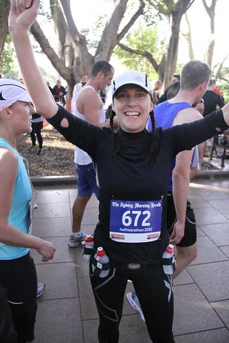 Sydney Half Marathon 012